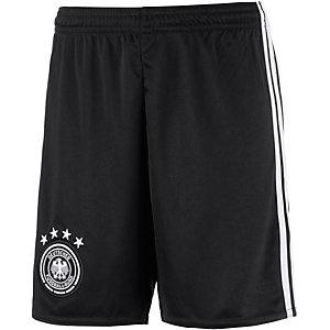 adidas DFB EM 2016 Heim Fußballshorts Kinder schwarz