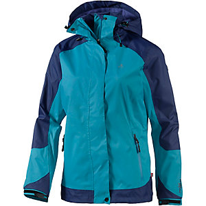 OCK Outdoorjacke Damen petrol