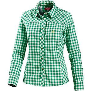OCK Funktionsbluse Damen grün