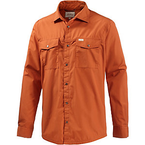 Lundhags Bjur Funktionshemd Herren orange