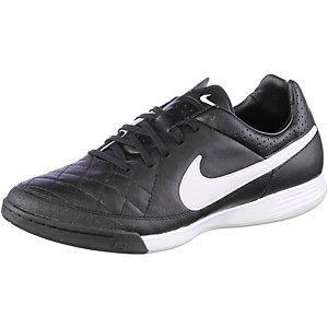 Nike Tiempo Legacy IC Fußballschuhe Herren schwarz/weiß