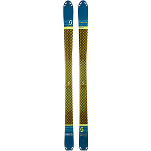 SCOTT Superguide 95 Tourenski blau/gelb