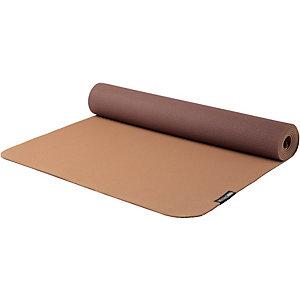 YOGISTAR.COM Yogamatte rot/bordeaux