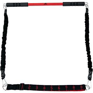 adidas Trainbar Fitnessgerät rot/schwarz