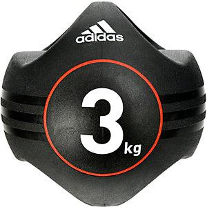 adidas Medizinball schwarz