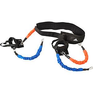 adidas Vertical Jump Schlingentrainer schwarz/orange/blau