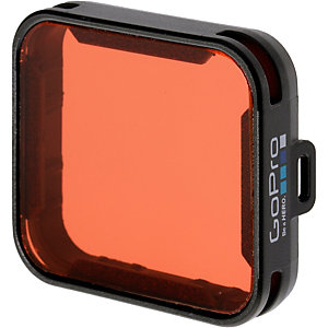 GoPro Red Dive Filter for Standard Housing Kamerazubehör schwarz