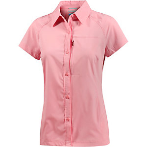 Columbia Silver Ridge Funktionsbluse Damen rosa