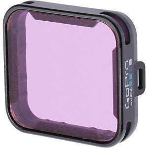 GoPro Magenta Dive Filter for Standard Housing Kamerazubehör schwarz