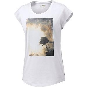 Forvert Tilse T-Shirt Damen weiß
