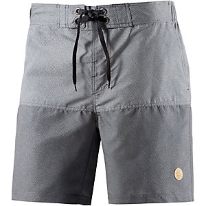 WLD Escape West Badeshorts Herren grau/anthrazit