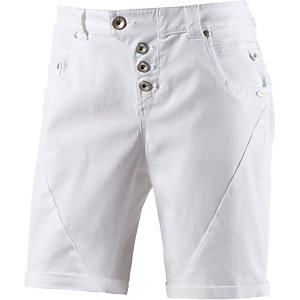 TOM TAILOR Shorts Damen weiß