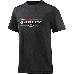 Oakley SS Surf Tee T-Shirt Herren schwarz