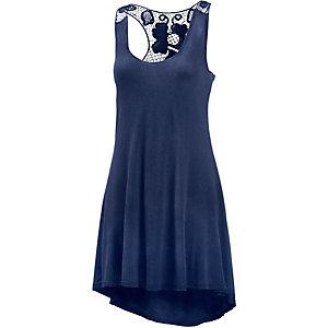 Maui Wowie Minikleid Damen dunkelblau