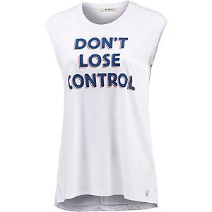 Lee T-Shirt Damen weiß