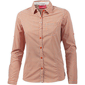 Craghoppers NosiLife Olivie Funktionsbluse Damen orange