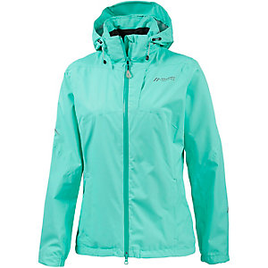 Maier Sports Tour Cycle Regenjacke Damen türkis