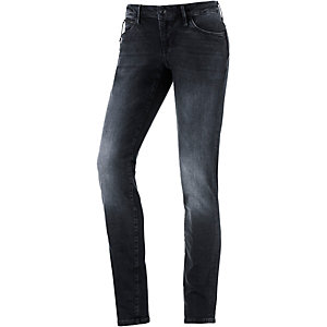 Mavi Lindy Skinny Fit Jeans Damen dark denim