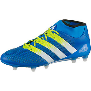 adidas ACE 16.1 PRIMEMESH FG/AG Fußballschuhe Herren blau/grün