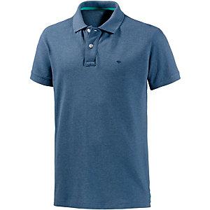 TOM TAILOR Poloshirt Herren blau