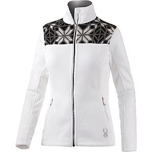 Spyder Criss Skijacke Damen weiß/schwarz