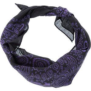 MasterDis Bandana black/purple
