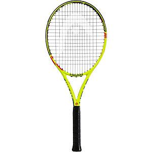 HEAD Graphene XT Extreme MPA Tennisschläger schwarz/gelb