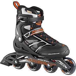 ROLLERBLADE Zetrablade Fitness Skates Herren schwarz/orange