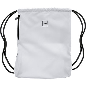 MasterDis Basic Gym Sack Turnbeutel grey