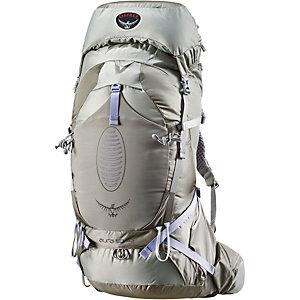 Osprey Aura AG 50 Trekkingrucksack Damen silberfarben