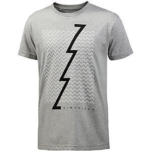 Zimtstern TSM Zoned T-Shirt Herren graumelange