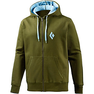 Black Diamond BD Icon Sweatjacke Herren oliv