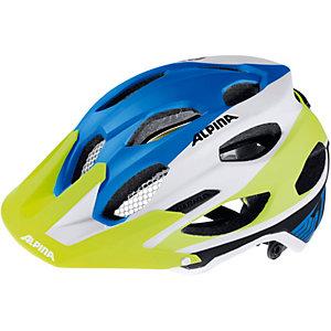 ALPINA Carapax Fahrradhelm blau