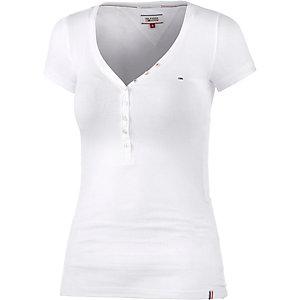 Tommy Hilfiger Lola T-Shirt Damen weiß