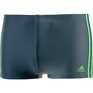 adidas Kastenbadehose Herren dunkelblau/grün