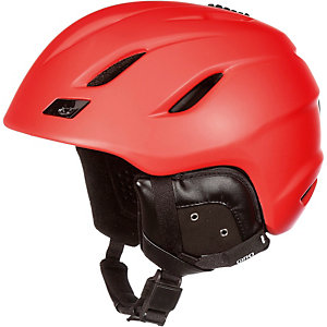 Giro Nine Plus Skihelm Herren mat glowing red