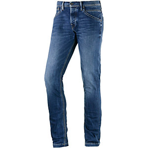 Pepe Jeans Track Straight Fit Jeans Herren blue denim