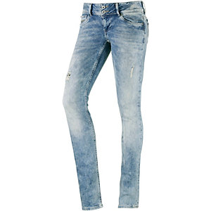 Pepe Jeans Vera Skinny Fit Jeans Damen lightblue denim