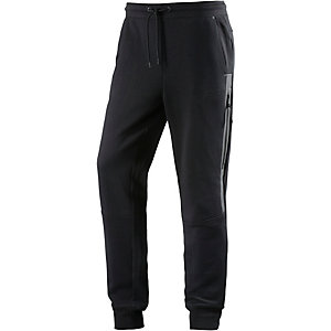 Nike Tech Fleece Trainingshose Damen schwarz