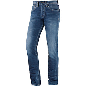 Pepe Jeans Cash Straight Fit Jeans Herren blue denim