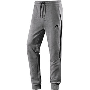 nike tech fleece trainingshose damen grau im online shop von sportscheck kaufen. Black Bedroom Furniture Sets. Home Design Ideas
