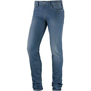 Pepe Jeans Hatch Slim Fit Jeans Herren bluegrey denim