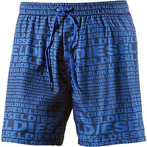 DIESEL Wave Badeshorts Herren blau/allover