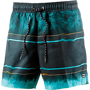 billabong spinner marble layback badeshorts herren blau allover im online shop von sportscheck. Black Bedroom Furniture Sets. Home Design Ideas