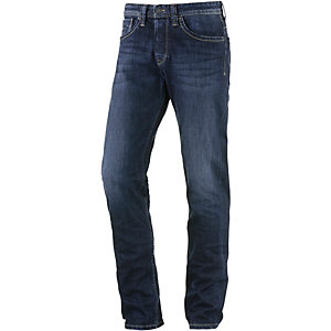 Pepe Jeans Cash Straight Fit Jeans Herren dark denim