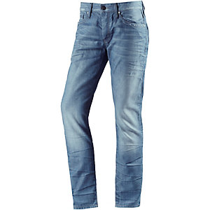 Mavi Yves Slim Fit Jeans Herren light denim