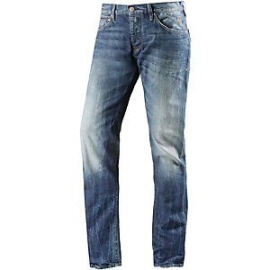 Herrlicher Tyler Loose Fit Jeans Herren blue denim