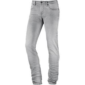 Pepe Jeans Hatch Slim Fit Jeans Herren grey denim
