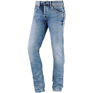 Pepe Jeans Track Straight Fit Jeans Herren lightblue denim