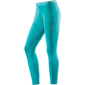 adidas Techfit Climachill Tights Damen türkis